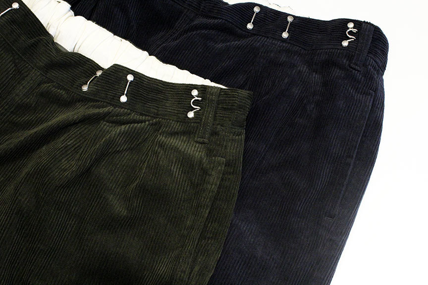 "Ordinary fits (オーディナリーフィッツ) "" BOTTLES PANTS \"" corduroy_b0122806_13310831.jpg"