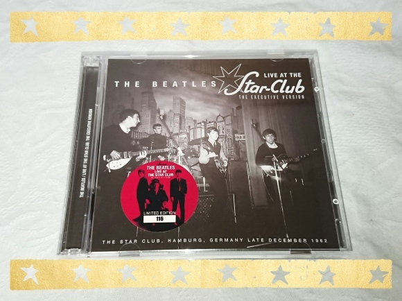 THE BEATLES / LIVE AT THE STAR CLUB THE EXECUTIVE VERSION_b0042308_17043392.jpg