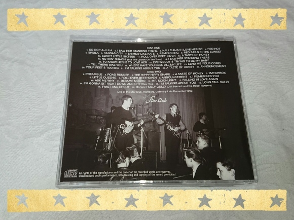THE BEATLES / LIVE AT THE STAR CLUB THE EXECUTIVE VERSION_b0042308_17043593.jpg