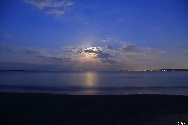 再びのパール富士ならず・・・_f0157812_08285732.jpg