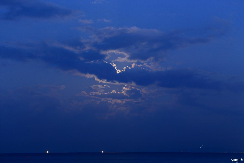 再びのパール富士ならず・・・_f0157812_08285805.jpg