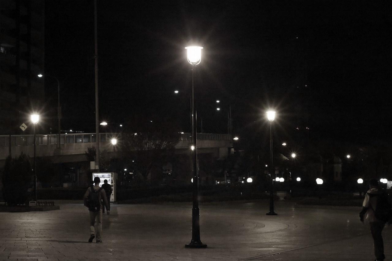 ヴェルニー公園 オレンジの光と_d0065116_20234863.jpg