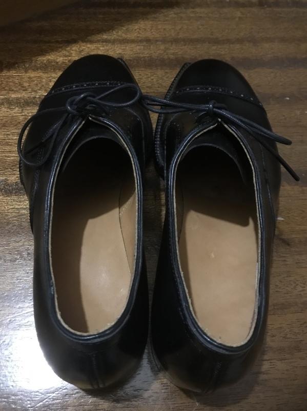 靴を作る 42 完_f0283816_14052467.jpeg