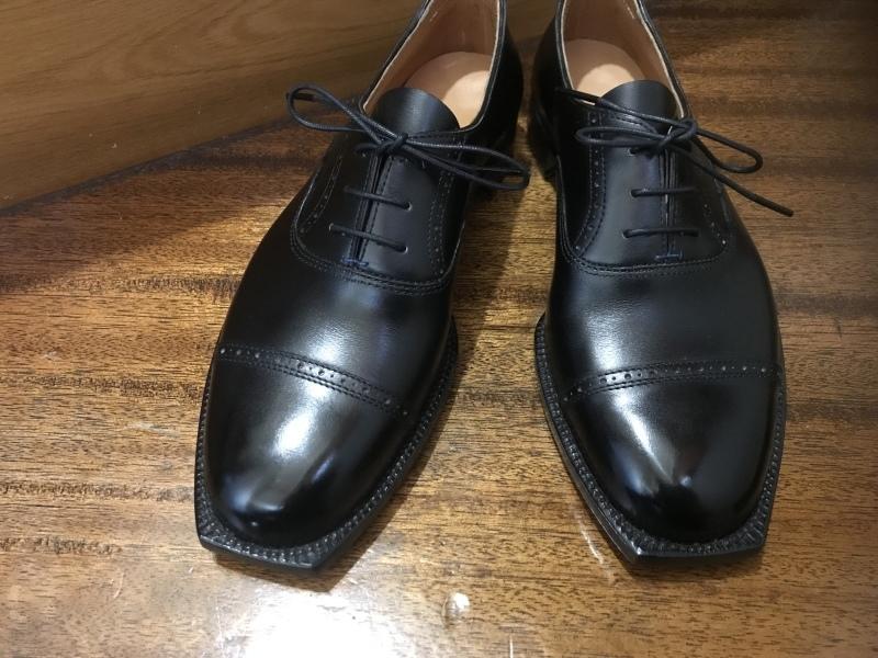 靴を作る 42 完_f0283816_14053272.jpeg