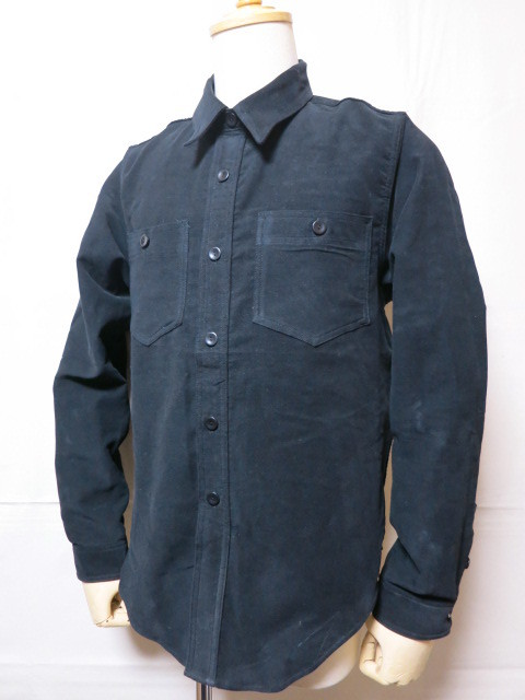 Dapper\'s 30's Style Moleskin Work Shirts LOT1265_c0144020_15014969.jpg