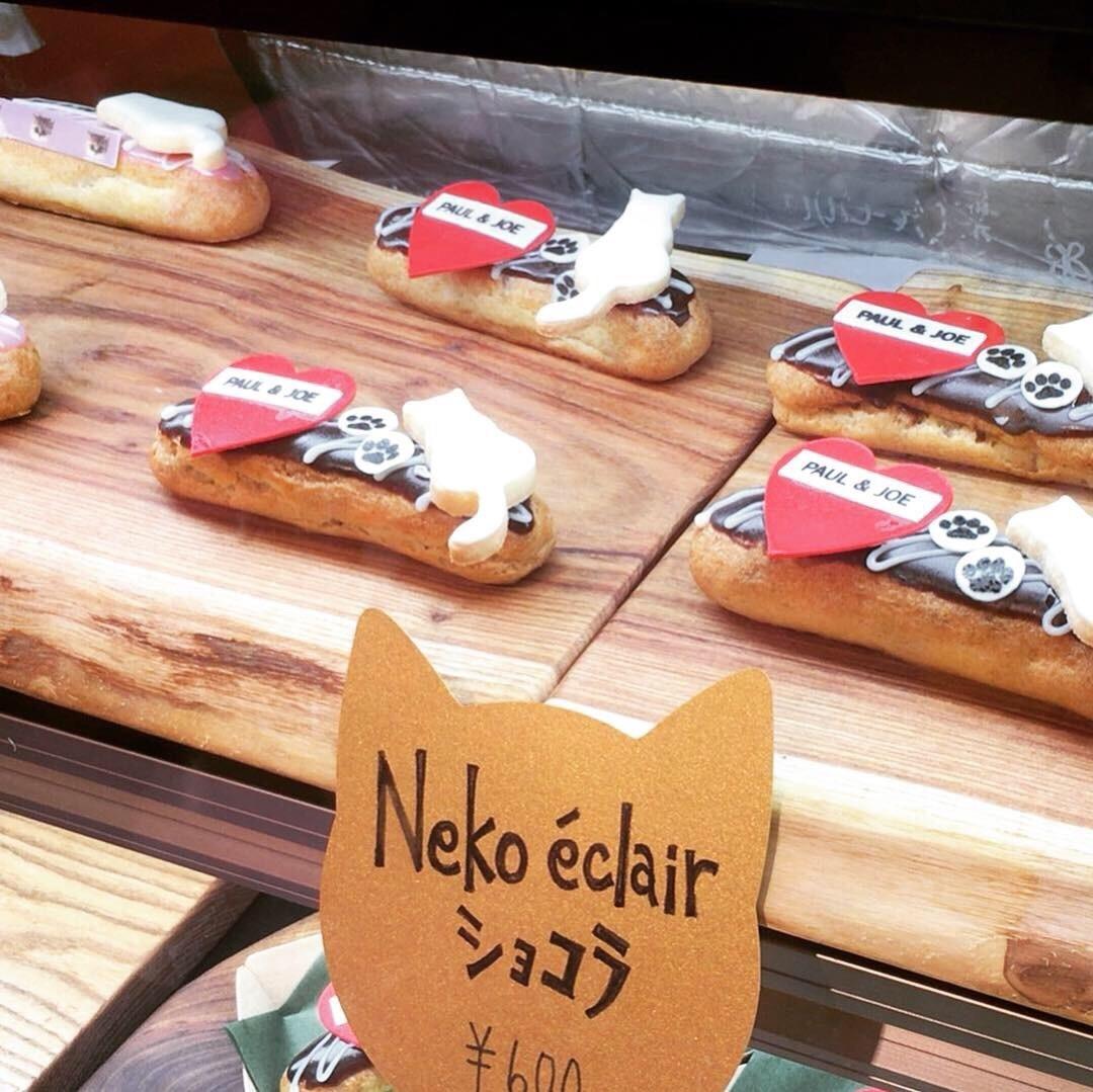期間限定 Neko Cafe に行きました。_a0021523_09263108.jpg
