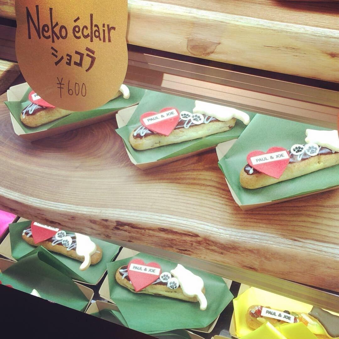 期間限定 Neko Cafe に行きました。_a0021523_09263166.jpg