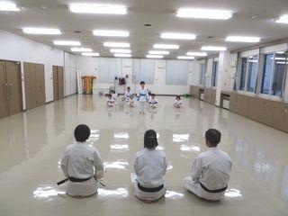 前田教室・手稲教室 秋期昇級審査会_c0118332_22293260.jpg
