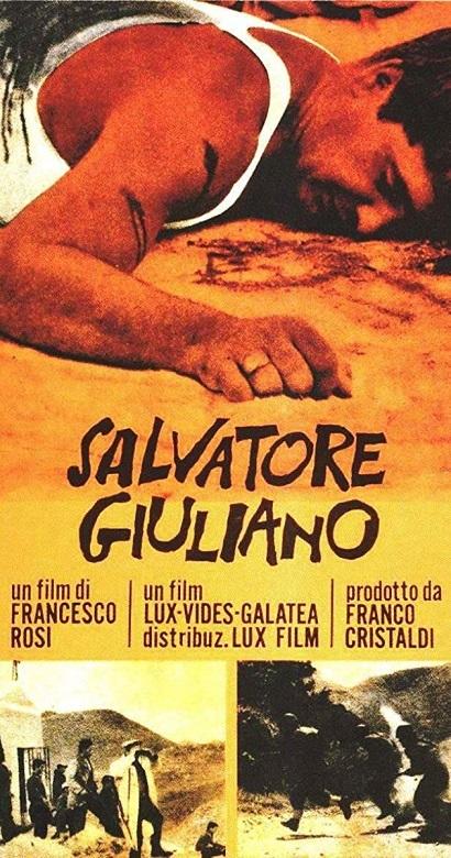 シシリーの黒い霧 Salvatore Giu...