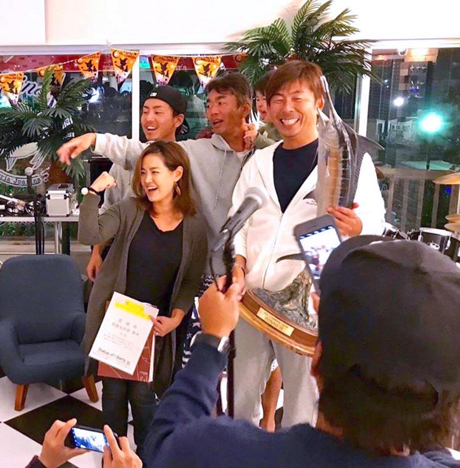 2018大洗カジキBIG-1カーニバル表彰式_f0009039_10583754.jpg