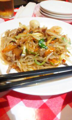 好漢飯~有楽町で台湾料理!_b0145843_21213647.jpg
