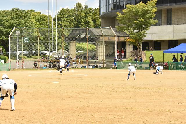 第19回二本松大会決勝 日出VS那須中央_b0249247_16525510.jpg
