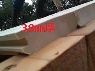 那須平和郷でのティンバーフレームプロジェクト12_d0059949_11314377.jpg