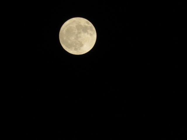 ++1年に1度スッキリさせているモノ&満月*++_e0354456_21063177.jpg