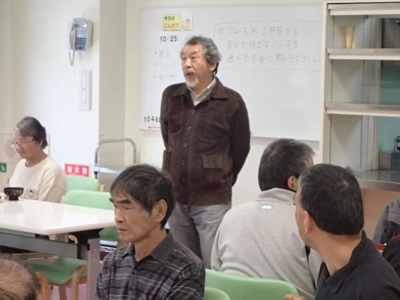 彩フェスタ慰労会♪_a0246457_17305823.jpg