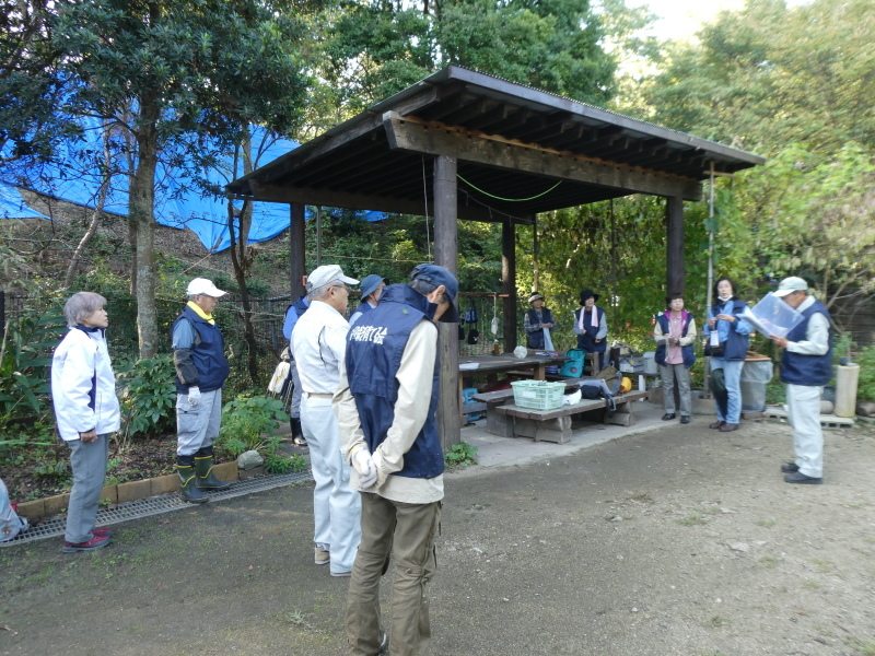 淡輪小学校1年生遠足「うみべの森散策」_c0108460_15314301.jpg