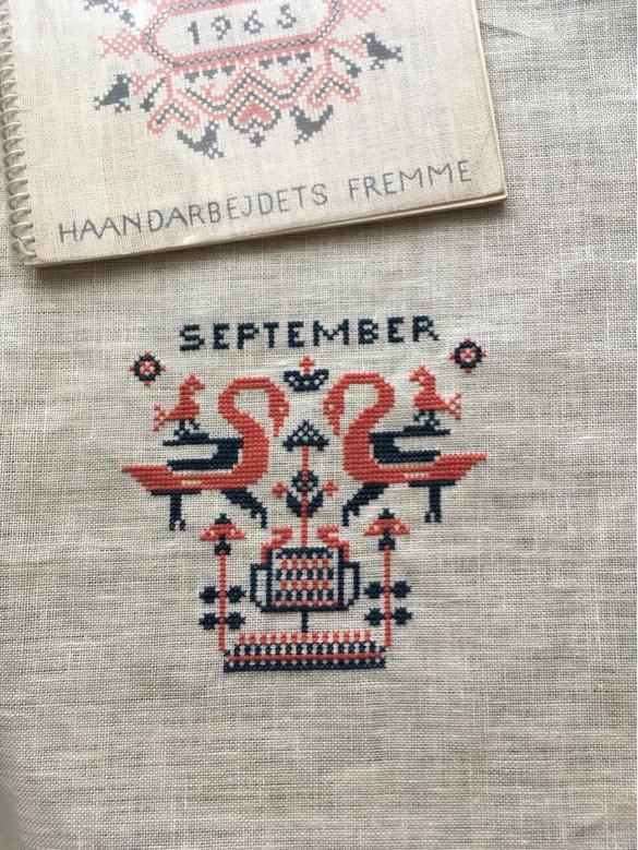フレメ カレンダー 1965   September  21_a0374562_07025474.jpg