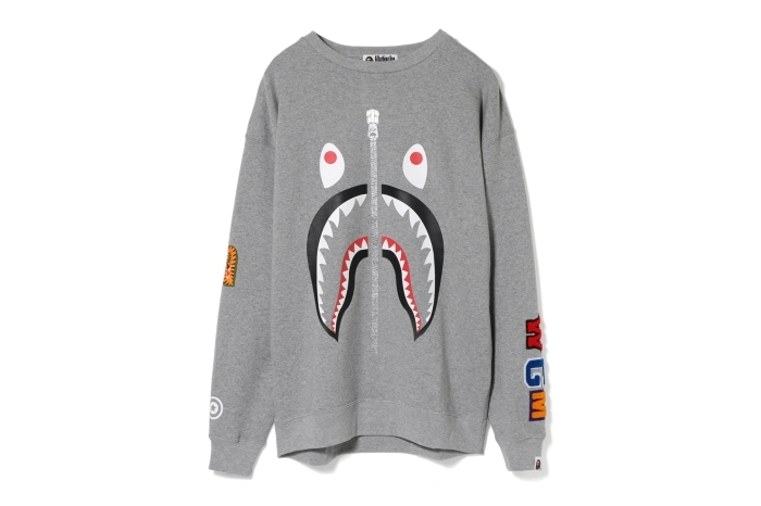 SHARK OVERSIZED CREWNECK_a0174495_17272748.jpg