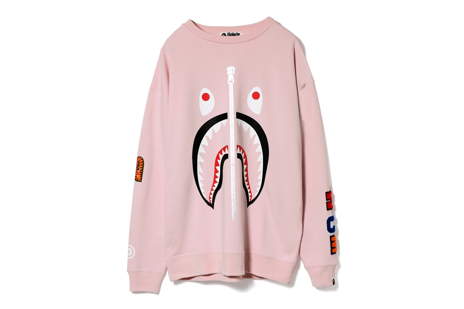 SHARK OVERSIZED CREWNECK_a0174495_17273779.jpg