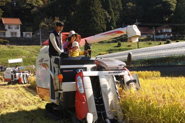 H30田んぼアート稲作体験~稲刈り編~_b0281312_10365757.jpg