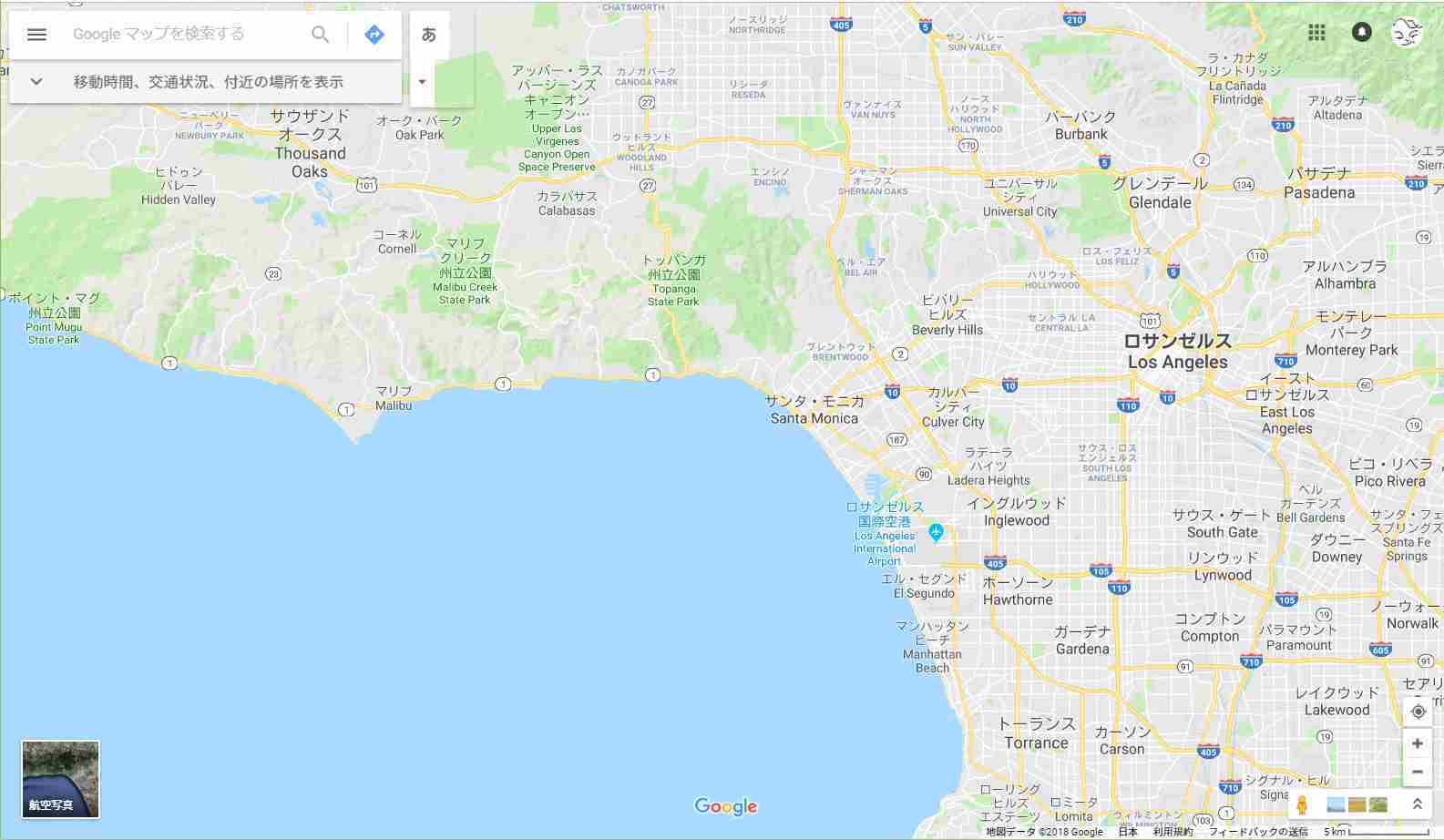 ロサンゼルスの人種分布地図_c0025115_22171536.jpg