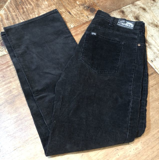 10月27日(土)入荷!OLD GAP BLACK CORDUROY PANTS 1_c0144020_14001478.jpg