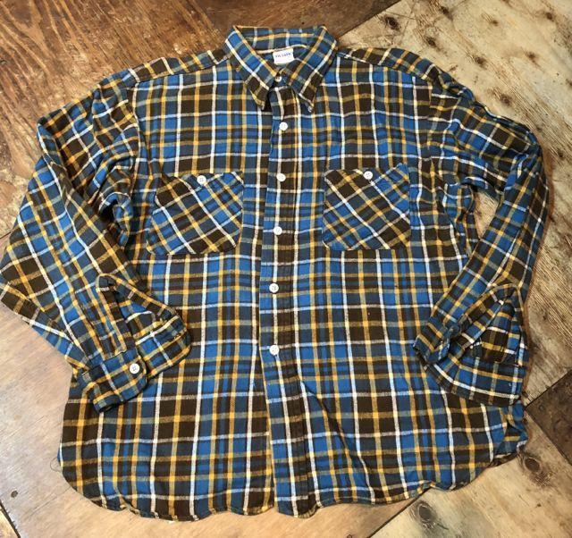 10月27日(土)入荷!60s BIG YANK ヘビーネルシャツ!_c0144020_15014990.jpg