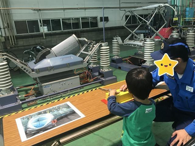 新幹線ふれあいデーin博多総合車両所_d0177220_14574652.jpg