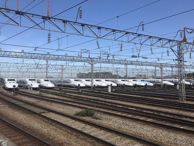新幹線ふれあいデーin博多総合車両所_d0177220_14574716.jpg