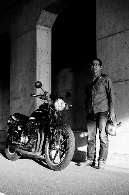 5COLORS「君はなんでそのバイクに乗ってるの?」#130_f0203027_15074211.jpg