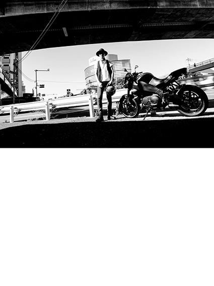 5COLORS「君はなんでそのバイクに乗ってるの?」#130_f0203027_15074230.jpg