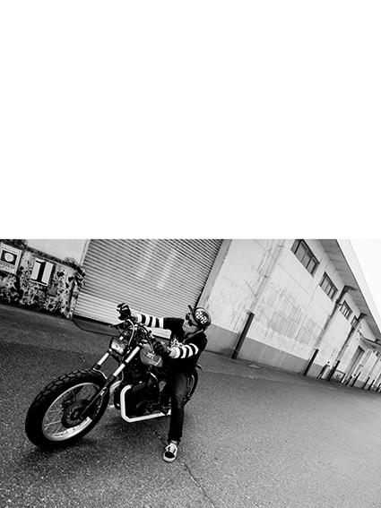 5COLORS「君はなんでそのバイクに乗ってるの?」#130_f0203027_15074237.jpg