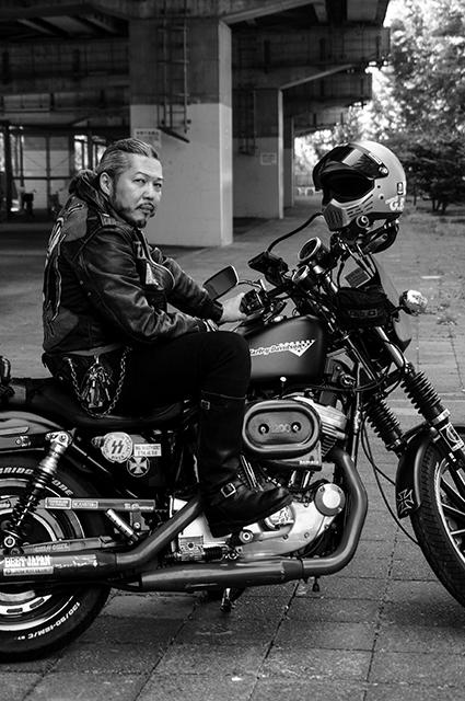 5COLORS「君はなんでそのバイクに乗ってるの?」#130_f0203027_15074291.jpg