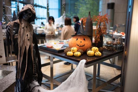 Halloween   ・・・ハロウィーン・・・_f0333031_05031680.jpg