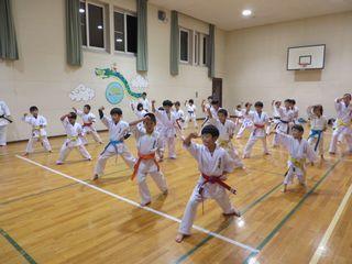 発寒教室 秋期昇級審査会_c0118332_21330553.jpg