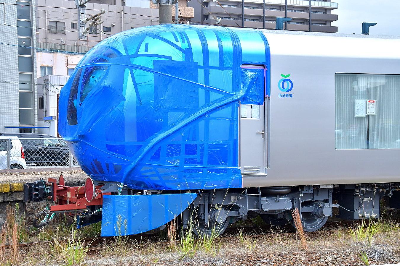 西武新型特急車第一編成_a0251146_18484325.jpg