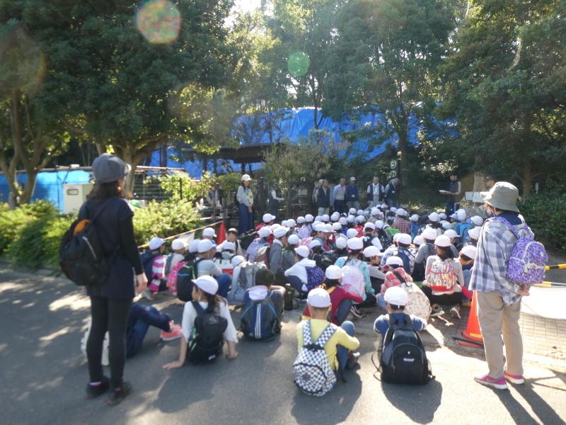東光小学校4年生遠足「里山体験」サポート_c0108460_16181876.jpg