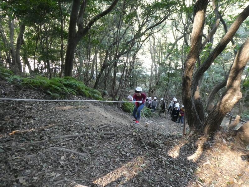 東光小学校4年生遠足「里山体験」サポート_c0108460_16293863.jpg