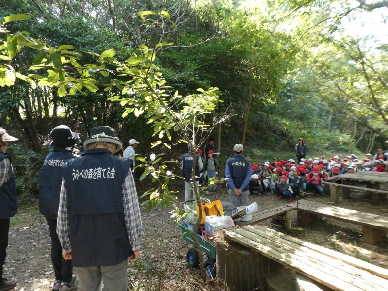 東光小学校4年生遠足「里山体験」サポート_c0108460_16391661.jpg