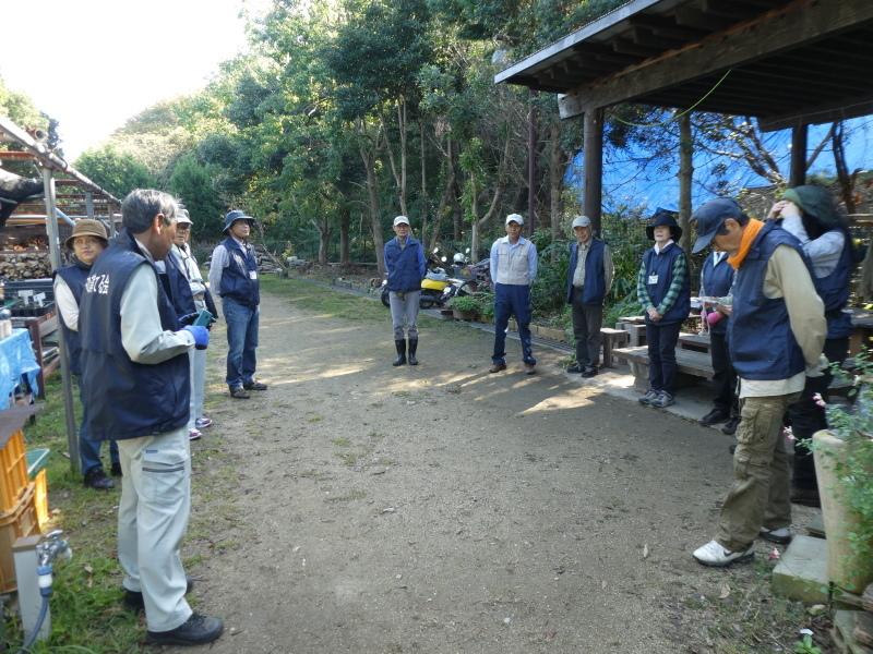 東光小学校4年生遠足「里山体験」サポート_c0108460_16465937.jpg