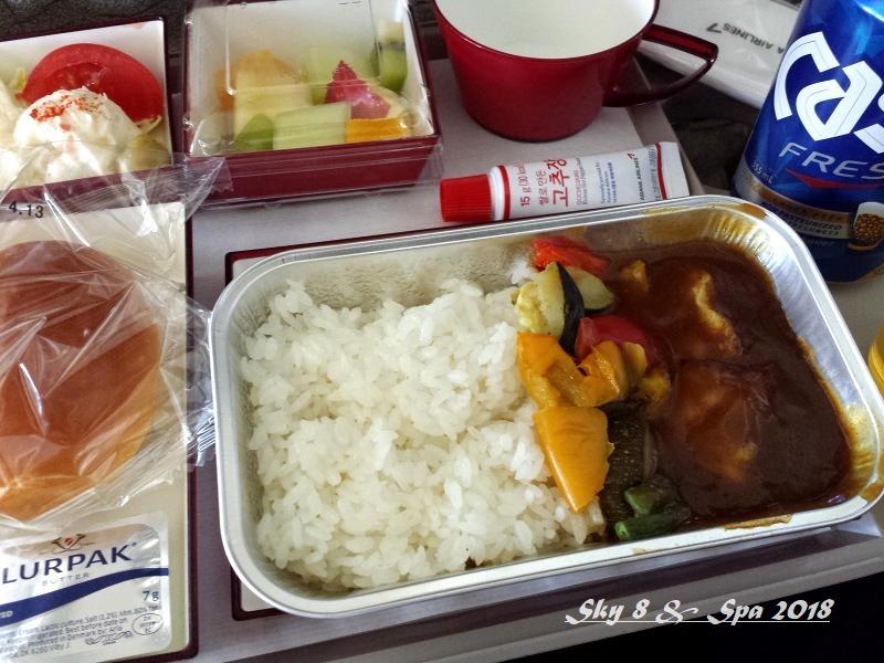 ◆ 機内食、その46「ソウル」へ(2017年4月)_d0316868_23215394.jpg