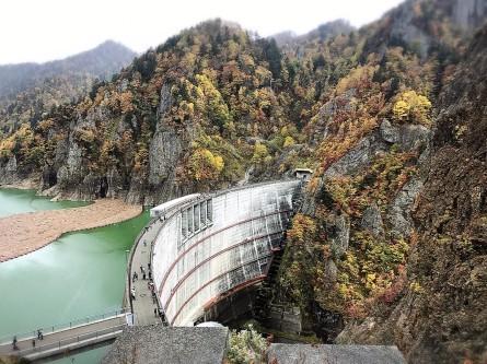 豊平峡ダム/札幌市 南区 _c0378174_22062346.jpg