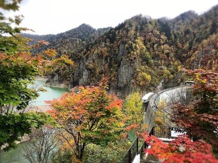 豊平峡ダム/札幌市 南区 _c0378174_22063118.jpg