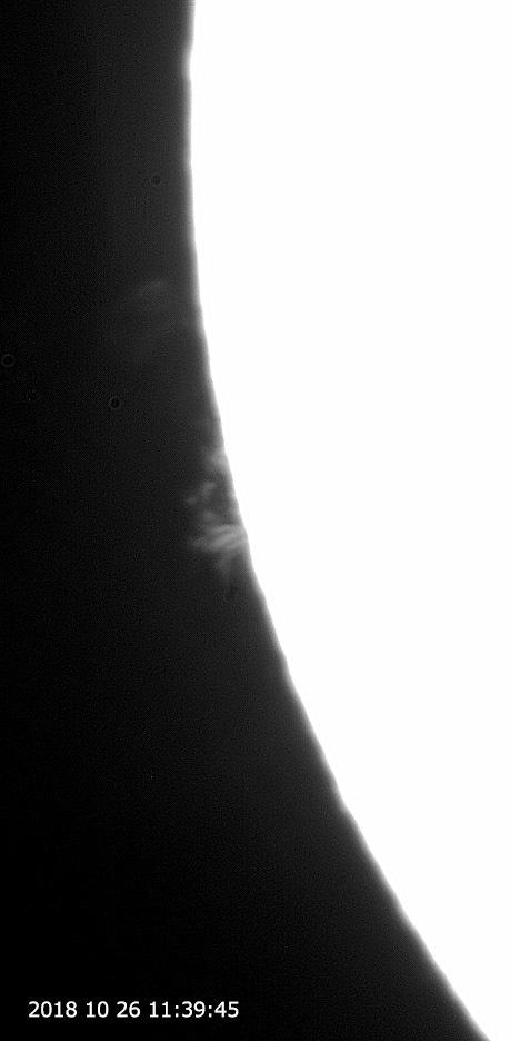 10月26日の太陽_e0174091_12272669.jpg