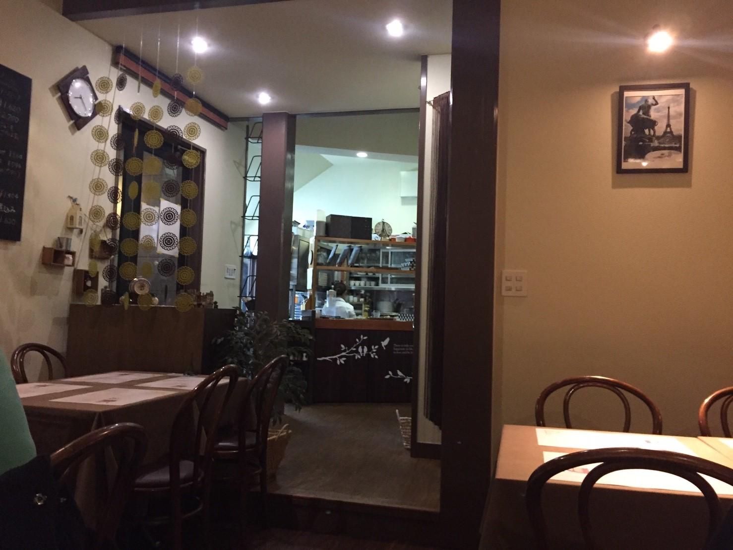 ふらんす食堂ボナペティ   ディナー_e0115904_20304443.jpg
