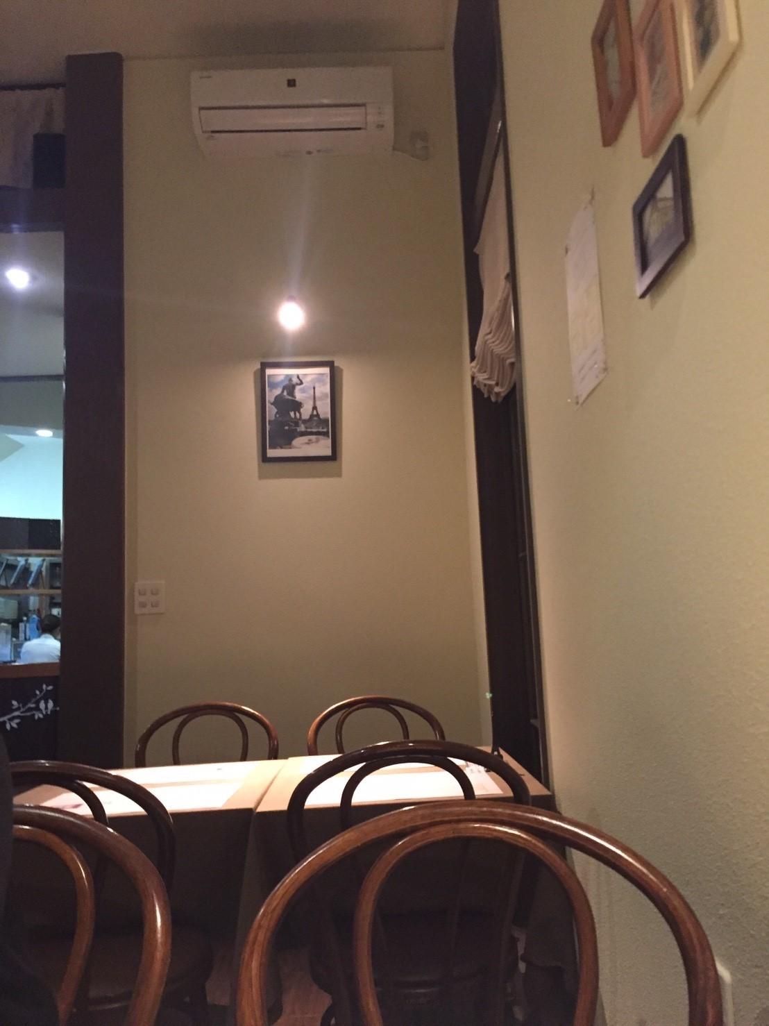 ふらんす食堂ボナペティ   ディナー_e0115904_20352394.jpg
