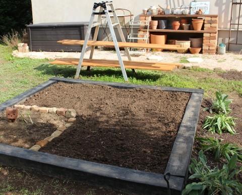 国バラで見たポタジェ&サツマイモ収穫♪_e0341606_23525810.jpg