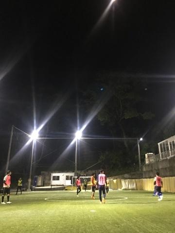 UNO 10/25(木) at UNOフットボールファーム_a0059812_01025791.jpg
