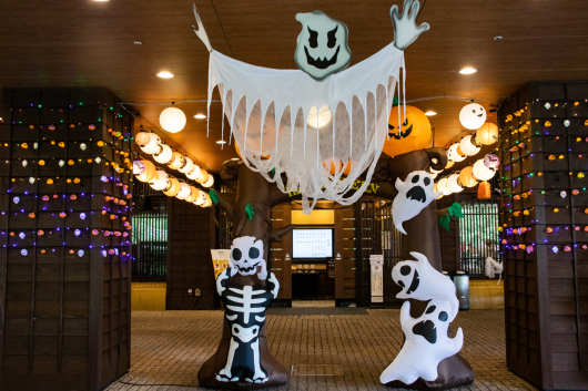 Halloween    ・・・箱根湯本で・・・_f0333031_07095756.jpg