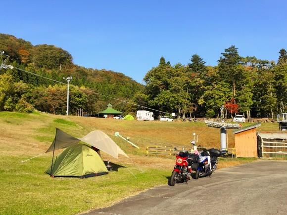 2018 秋 紅葉とキャンプツーリング Bikeで行ってきまーす!_c0261447_10003410.jpg